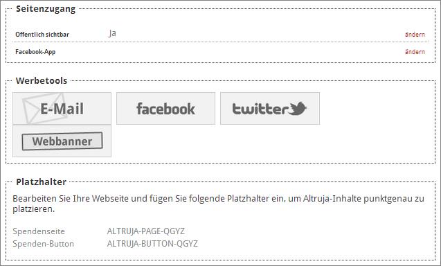Altruja WordPress 2