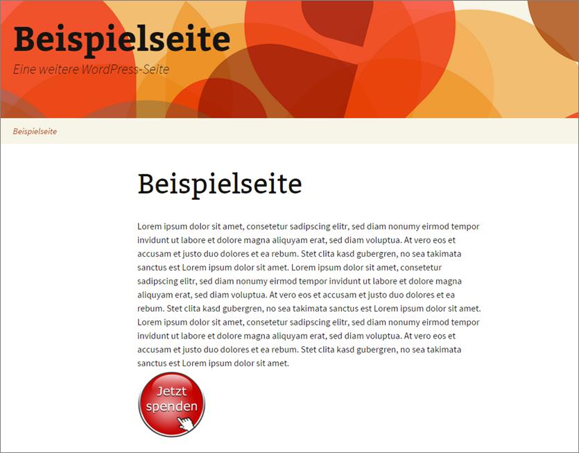 Altruja WordPress 4