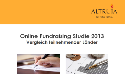 Altruja Fundraising Studie International