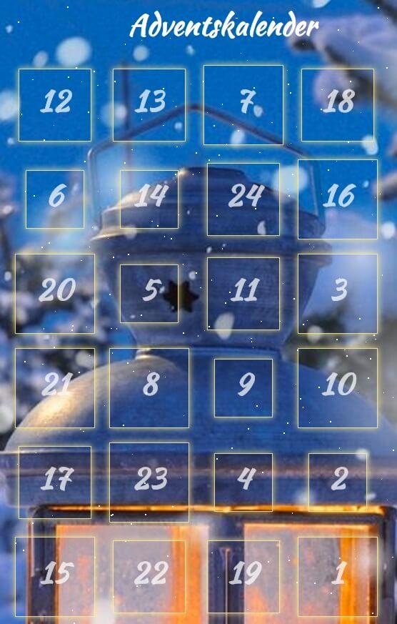 Der Altruja Online Adventskalender