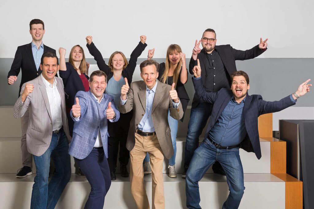 Altruja Team- wir freuen uns auf dich