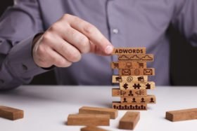 AdWords: The concept of technology, the Internet and the network