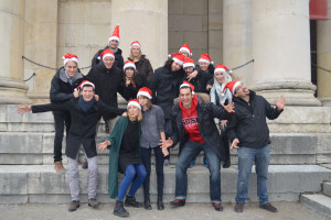 Das Altruja Team wünscht Frohe Weihnachten