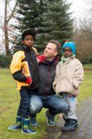 """Aktion #jensrennt von """"DIAKOVERE und 96 plus"""" hilft kranken Kids"""