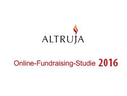Altruja Online Fundraising Studie 2016