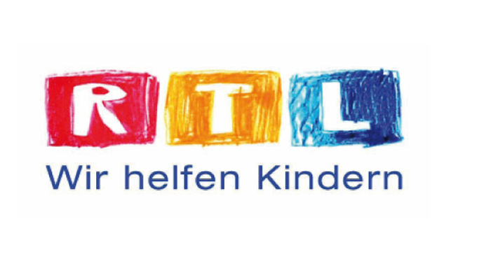 Logo RTL Wir helfen Kindern