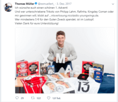 Thomas Müller Facebook