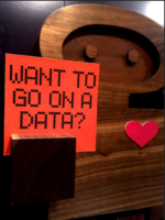Want to go on a data?