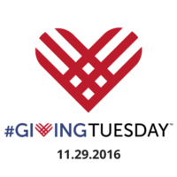 Giving Tuesday 11.29.2016