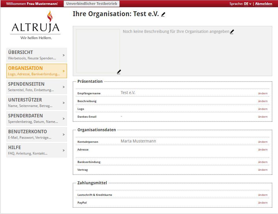 screenshot-Orga