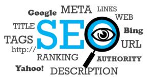 search engine optimization seo sign