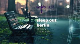 sleep Out Mob ev