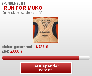 I RUN FOR MUKO