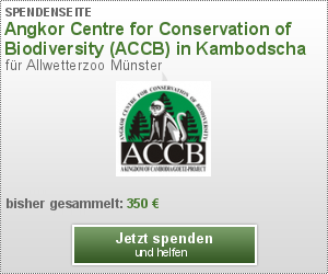 Angkor Centre for Conservation of Biodiversity (ACCB) in Kambodscha