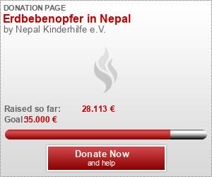 Erdbebenopfer in Nepal
