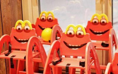 Spendenaktion des Monats – Der Spendenshop der McDonald's Kinderhilfe