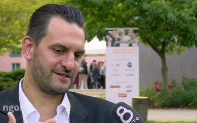 Experten Interview mit Nicolas Reis zum Thema Online Fundraising
